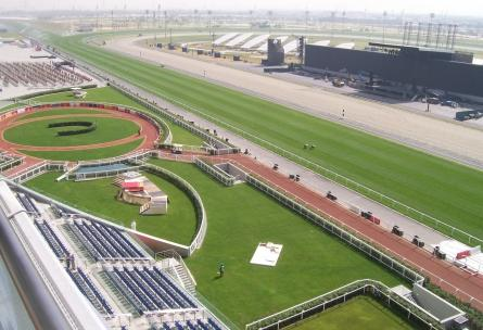 DWC - Dubai Internactional Racing